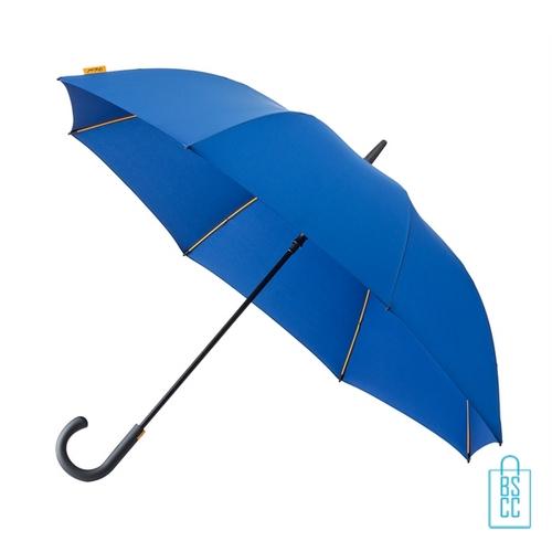 Luxe paraplu bedrukken GP-67 blauw