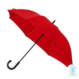Luxe paraplu bedrukken GP-67 rood