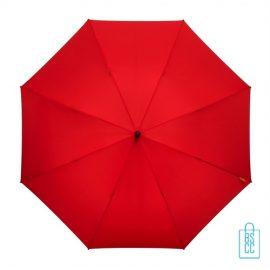 Luxe paraplu bedrukken GP-67 rood budget