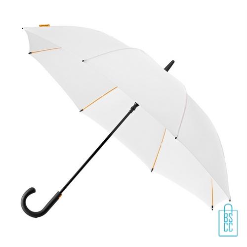 Luxe paraplu bedrukken GP-67 wit