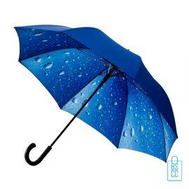 Luxe paraplu bedrukken regendruppel GP-54 budget