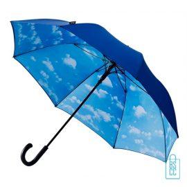 Luxe paraplu bedrukken wolk regen GP-54