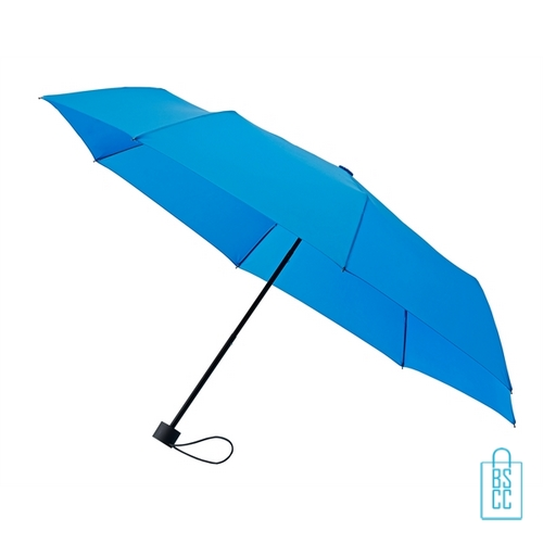 Opvouwbare paraplu bedrukken LGF-209 blauw
