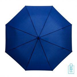 Opvouwbare paraplu bedrukken LGF-209 navy goedkoop