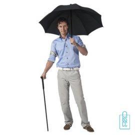 Wandelstok paraplu bedrukken WS-01P assorti bestellen