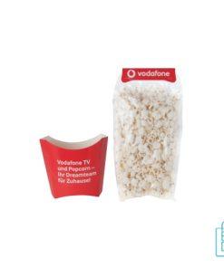 Popcorn bedrukt met logo