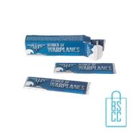 Wrigly kauwgomstrips doosjes