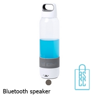 Bidon bluetooth speaker 600ml bedrukken budget