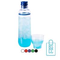 Bidon drinktuit 750ml bedrukt goedkoop transparant