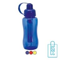 Bidon met koelvriespunt 600ml bedrukt goedkoop plastic