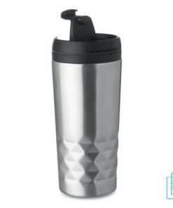 Thermosbeker modern 280ml bedrukt