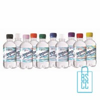 Waterflesje bedrukken 330 ml platte dop