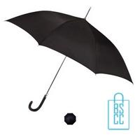 Goedkope paraplu bedrukken GA-302 zwarte (2)