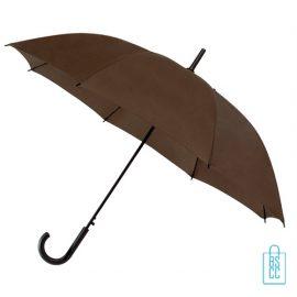Goedkope paraplu bedrukken, GA-311 bruin