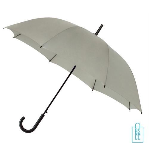Goedkope paraplu bedrukken, GA-311 grijs cool grey 5C