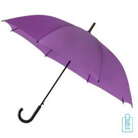 Goedkope paraplu bedrukken, GA-311 paars