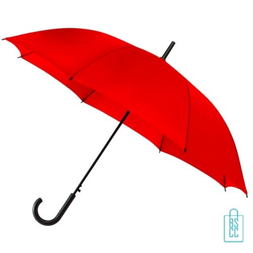 Goedkope paraplu bedrukken, GA-311 rood