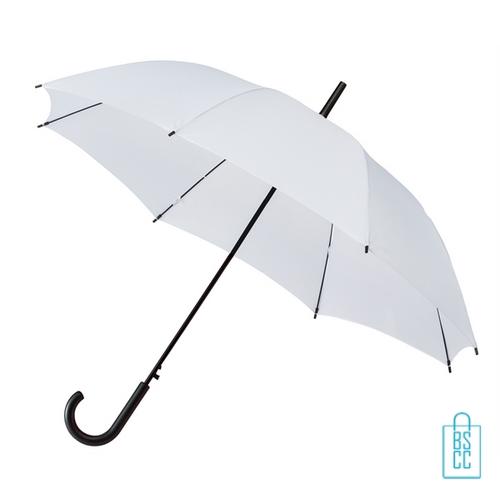 Goedkope paraplu bedrukken, GA-311 wit