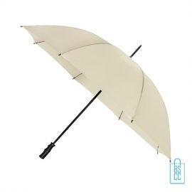 Golf paraplu, GP-6 bedrukken off white goedkoop
