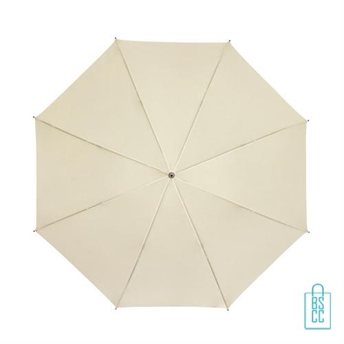 Golf paraplu, GP-6 bedrukken off white