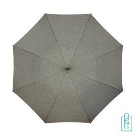 Luxe paraplu bedrukken GR-407 goedkoop grijze