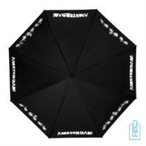 Opvouwbare paraplu Amsterdam LF-103 bedrukt goedkoop