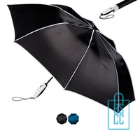 Opvouwbare paraplu bedrukken, LF-170, opgevouwen