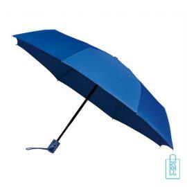 Opvouwbare paraplu, LGF-400, goedkoop bedrukken blauwe