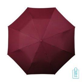 Opvouwbare paraplu, LGF-400 goedkoop bedrukken bordeaux