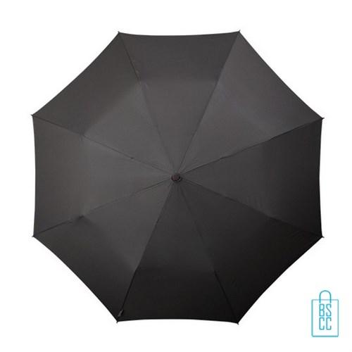 Opvouwbare paraplu, LGF-400 goedkoop bedrukken grijze