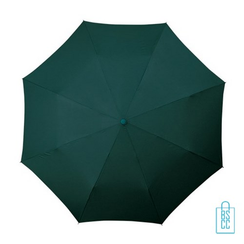 Opvouwbare paraplu, LGF-400 goedkoop bedrukken groen