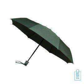 Opvouwbare paraplu, LGF-400 goedkoop bedrukken groene