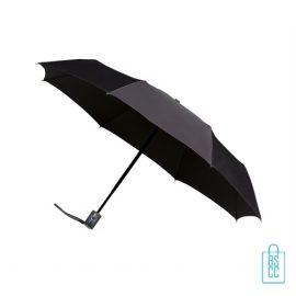 Opvouwbare paraplu, LGF-400 goedkoop bedrukt zwarte