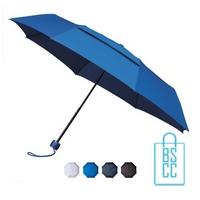 Opvouwbare eco paraplu bedrukken, LGF-99, milieuvriendelijke paraplu bedrukt