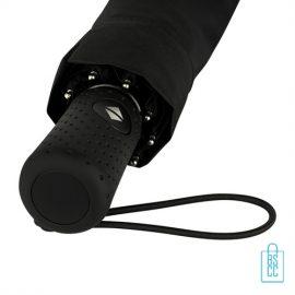 Opvouwbare paraplu bedrukken LGF-420 automatisch zwart