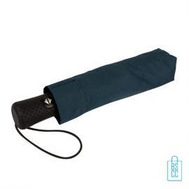 Opvouwbare paraplu bedrukken LGF-420 blauwgrijs foedraal