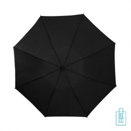 Opvouwbare paraplu bedrukken LGF-420 doek zwart