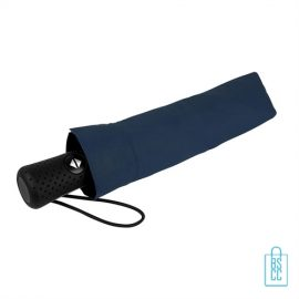 Opvouwbare paraplu bedrukken LGF-420 navy goedkoop