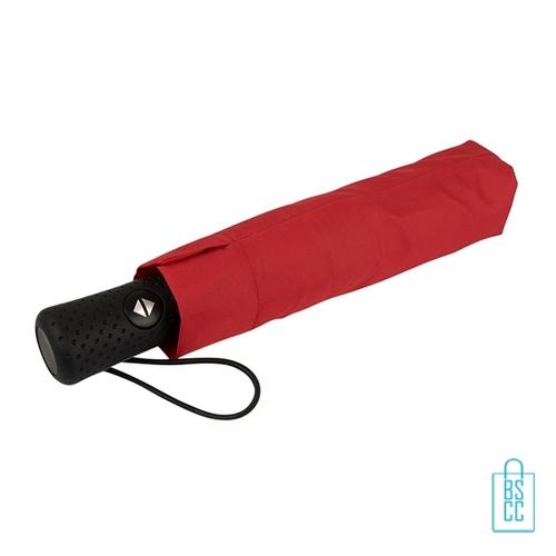 Opvouwbare paraplu bedrukken LGF-420 rode foedraal