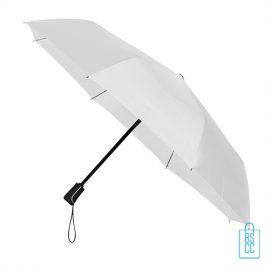 Opvouwbare paraplu bedrukken LGF-420 witte budget