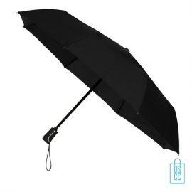 Opvouwbare paraplu bedrukken LGF-420 zwart goedkoop