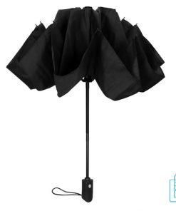 Opvouwbare paraplu insideout LGF-406 bedrukken zwart budget