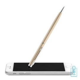Touch pennen zilver voorbeeld