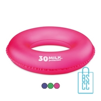 Opblaasbare PVC zwemband bedrukken goedkoop