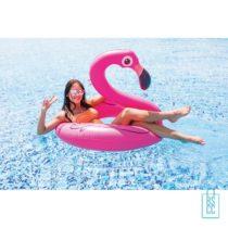 Opblaasbare flamingo bedrukken zwembad