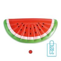 Opblaasbare luchtbed watermeloen bedrukken zwembad goedkoop