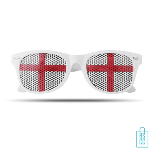 Zonnebril evenement bedrukken england