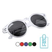 Zonnebril transparant bedrukken goedkoopste