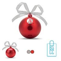 Kerstbal bluetooth goedkoop bedrukken