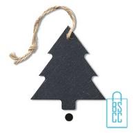Kerstboomhanger kerstboom bedrukken lei
